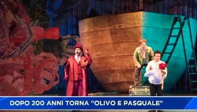 Olivo e Pasquale tornano   a Bergamo dopo 200 anni