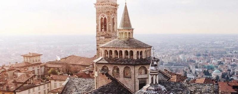 Bergamo in un blog: si vive in una fiaba «Romantica, perdetevi nella sua magia»