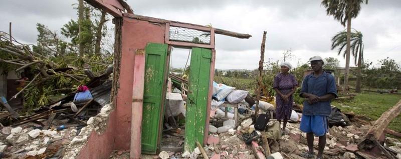 L'uragano Matthew sulla Florida – Diretta Ad Haiti bilancio gravissimo: 572 vittime
