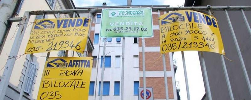 «Vado a vivere da solo», a che prezzo? I prezzi dei monolocali a Bergamo