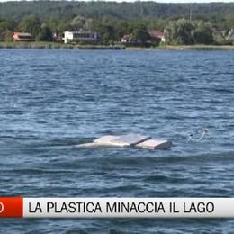 Legambiente: la plastica soffoca il Sebino