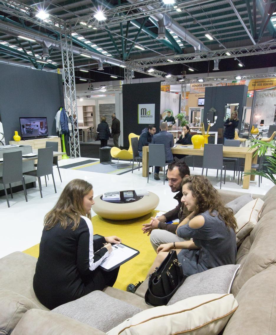 Salone del mobile nuovi appuntamenti design ma anche for Fiera del mobile bergamo 2016