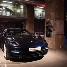 Porsche Panamera,  il coraggio cambia tutto