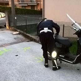Scontro tra auto e moto ad Albano Muore papà di 33 anni - Foto