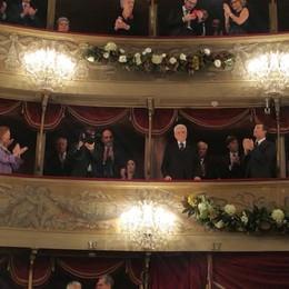 Mattarella e Muti al Donizetti - Video Mercoledì 8 pagine  su L'Eco di Bergamo