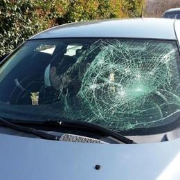 Investito da un'auto a Lovere 54enne in gravi condizioni a  Brescia