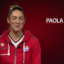 I 40 anni di Paola Paggi, in campo «Un sogno? Sempre sotto rete»