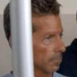 Bossetti scrive al padre scomparso «Niente può colmare il mio dolore»