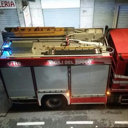 Forte odore di gas in tutta l'Isola I vigili del fuoco: «Nessun pericolo»