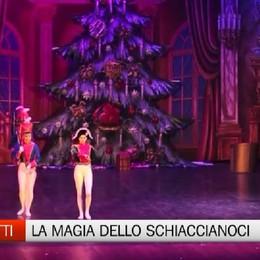 Lo Schiaccianoci incanta il Donizetti