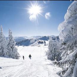 Neve, neve, neve Dal Tirolo alla Svizzera