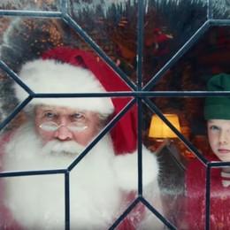 Esselunga, Babbo Natale in Tir nello spot del regista di Harry Potter