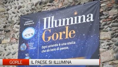 Le iniziative prenatalizie: Illumina Gorle 2016