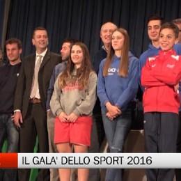 Parre, il Galà dello Sport 2016
