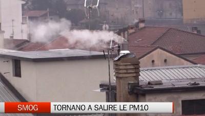 Aria e smog: riecco le famigerate pm10