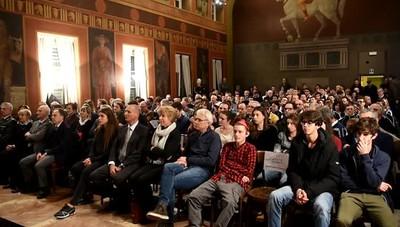 Il comune di Bergamo premia i suoi sportivi