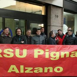 Pigna, i sindacati: proroga della cassa Presidio dei lavoratori, 75 gli esuberi