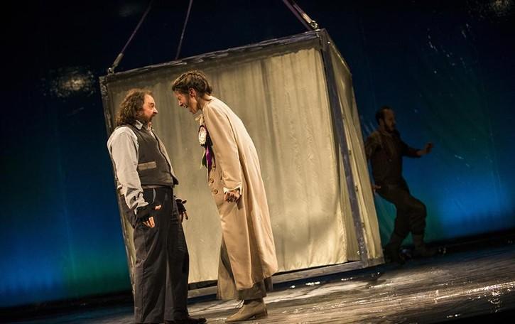 Teatro, su il sipario della nuova stagione Al Donizetti va in scena Baricco