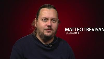 Matteo Trevisan e il suo nuovo disco «Racconto le difficoltà dell'amore»