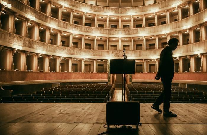 L accademia carrara al cinema gioved 3 proiezioni in for Galleria carrara bergamo