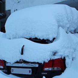 Quasi un metro di neve a Foppolo  - Video Impianti tutti aperti, pure a Piazzatorre