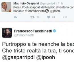 Gasparri all'attacco dei Pooh Ma si scontra con Facchinetti jr.