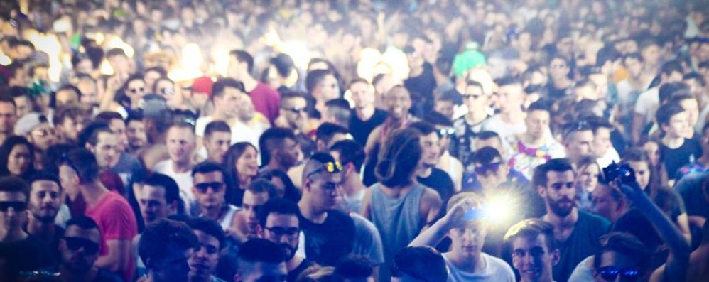 Shade il festival della musica elettronica torna alla for Fiera di bergamo 2016