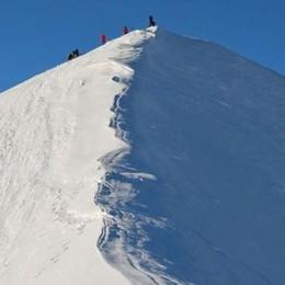 Ritrovato lo scialpinista disperso È vivo e in buone condizioni