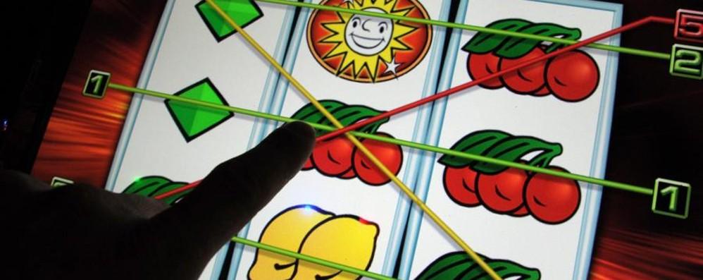 La Regione e la lotta al gioco d'azzardo Dal 2013 8 mila slot machine in meno