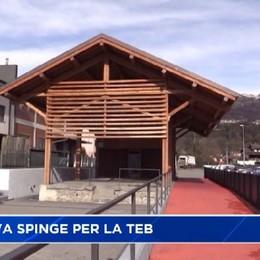 Valle Seriana, il progetto della Teb a Vertova
