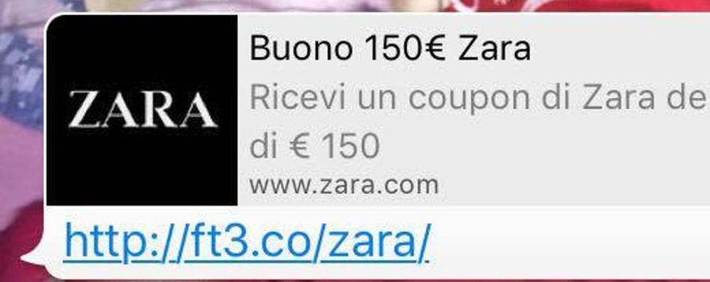 Buoni zara 150 euro