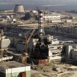 Chernobyl, aprile1986 Una serata per ricordare