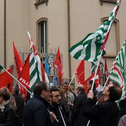 Sciopero Italcementi a Bergamo Venerdì manifestazione nazionale