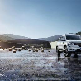 Nuovo Koleos di Renault Le prime anticipazioni