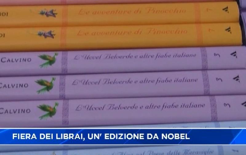 Bergamo fiera dei librai un 39 edizione da nobel video for Fiera di bergamo 2016