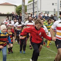 Il Rugby Bergamo torna in serie B
