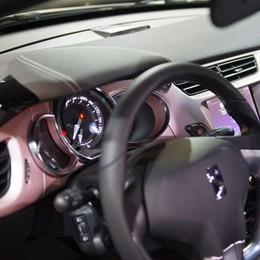 DS 3 e Givenchy Il «trucco» si fa in auto
