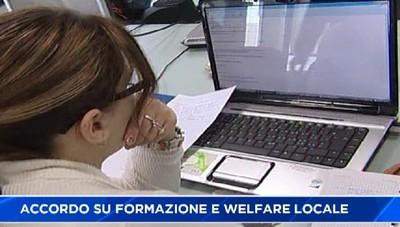 Accordo imprese e sindacati su formazione e welfare territoriale