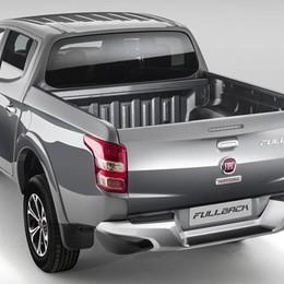Fullback, il pick up di Fiat Professional