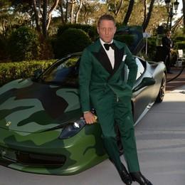 La Ferrari di Lapo  all'asta: un milione