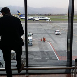Orio, un aeroporto da Champions Pronto il nuovo piazzale aeromobili