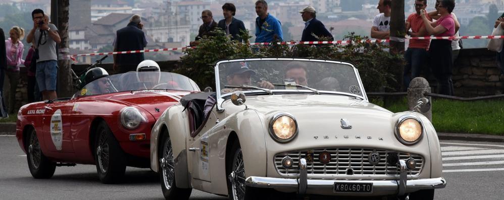 Bergamo Historic Gran Prix Domenica rombano i motori