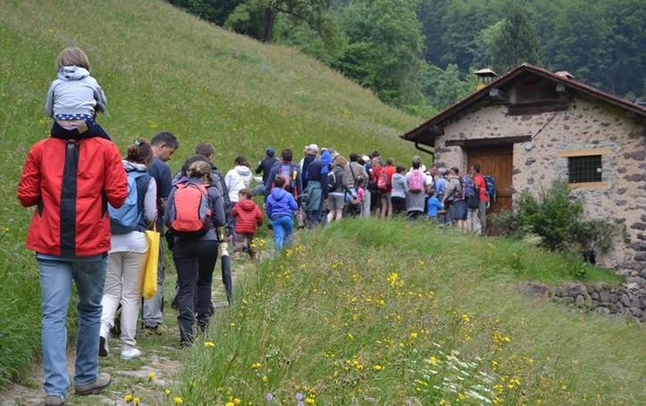 «Erbe del Casaro» in Val Brembana Degustazioni e natura per una settimana