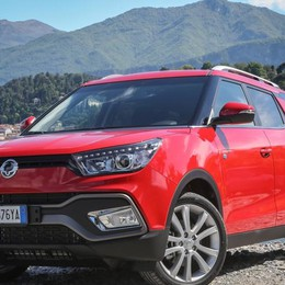 SsangYong XLV Il crossover wagon