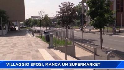 Bergamo. Villaggio degli Sposi. I residenti chiedono un supermarket e una nuova viabilità