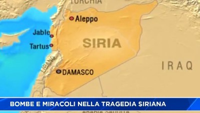 La testimonianza di p. Ibrahim: la Siria è terra di miracoli