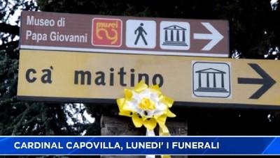 Lunedì prossimi i funerali del Cardinale Capovilla