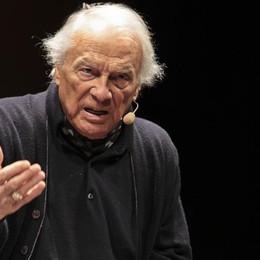 Teatro in lutto: è morto Albertazzi L'ultima volta al Donizetti nel 2012