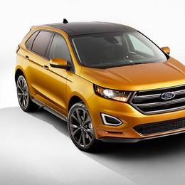 Nuova Ford Edge Suv ipertecnologico
