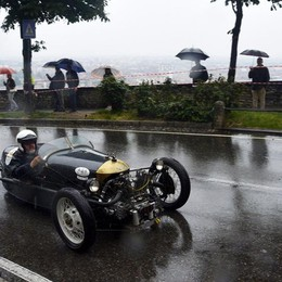 Pioggia puntuale (e Gran Prix rovinato) Ci terrà compagnia tutta la settimana